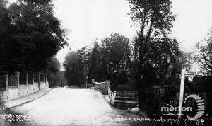 Wandle Bridge Mitcham