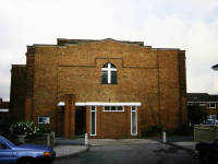 St Olave's Church, Mitcham