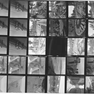 212-016 - Contact prints