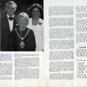 Joyce Thomas in View Article