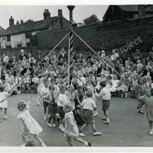 1950's May Queens (c)