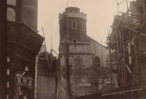 St. Petrock's Church, c1910, Exeter