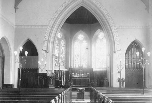 009 Scissett Church c1900