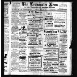 Leominster News - July 1914