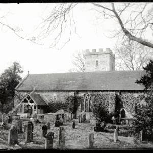 Bredwardine Church, exterior