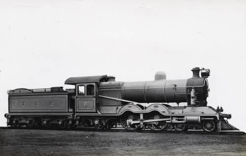 Locomotive number 1238 built by Kerr Stuart