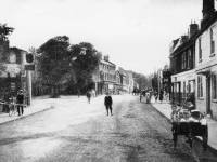 Broadway, London Road, Mitcham