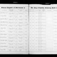 Burial Register 49 - December 1893 to December 1894