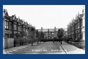 Albany Road, Wimbledon