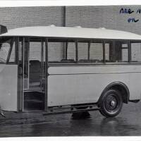 Unidentified bus (BUS/91/3)
