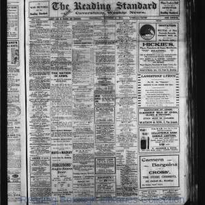 Reading Standard Etc 10-1914