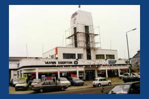 Mann Egerton, Morden Road, Morden