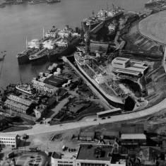 Brigham and Cowans Shipyard