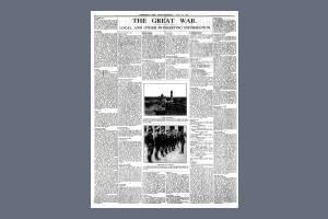 31 JULY 1915
