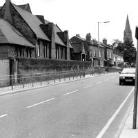 Christ Church School, corner of Hawthorne Road and Park Road, Bootle