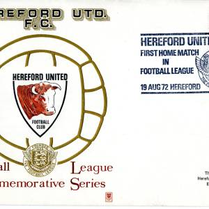 Hereford United FC Commemorative Series