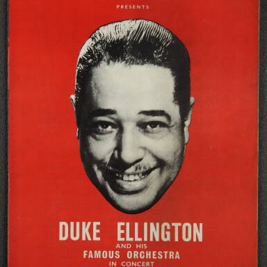 Duke Ellington Orchestra British Tour – October 1958