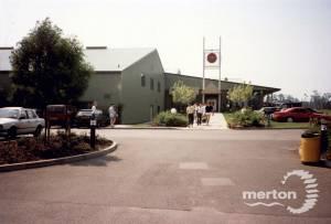 David Lloyd Centre, Raynes Park