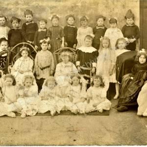 Grenoside Children c1924