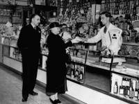 Grand Drive, Raynes Park: Opening of the RAC Store