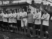 Wimbledon Football: team photo
