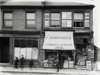 F. Barringer, Tobacconist, Merton High Street