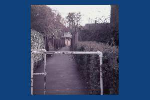 Blanchland Road: Footpath to Central Road, Morden