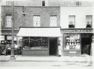 Merton High Street: Shops