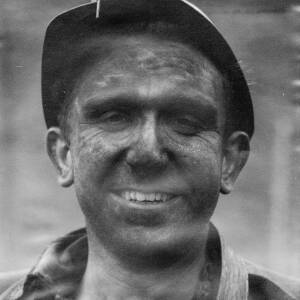 174 - Portrait of Coal Miner