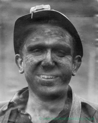 174 - Portrait of Coal Miner