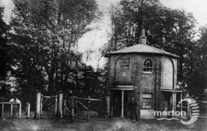 Merton Double gates