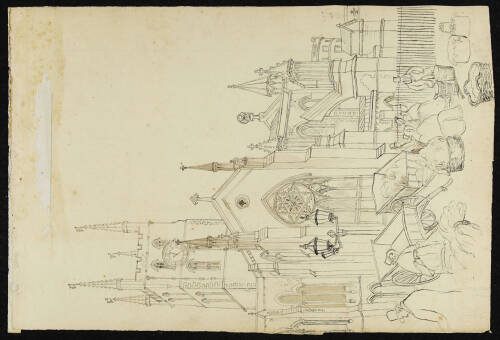 Page 26 of sketchbook 3