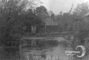 Watermeads Mill, Wandle
