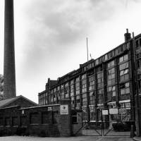 Suedecraft Liverpool Ltd factory, Hawthorne Road, Litherland, 1987