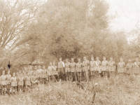 Merton & Morden Volunteers, First World War