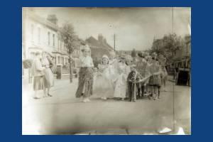 Coronation Street Party: Hardy Road, Wimbledon