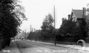 Gap Road, Wimbledon Park
