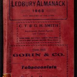 Tilley's Ledbury Almanack 1968