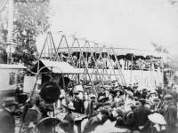 Mitcham Fair: Swingboats