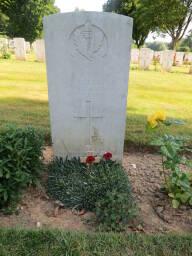 WW1 Ellerton, CF