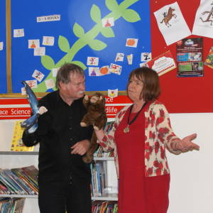 Childrens Laureate, Julia Donaldson, 2012