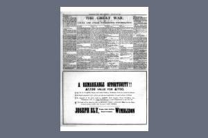 20 JANUARY 1916