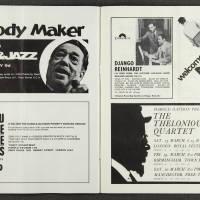 Duke Ellington Orchestra British Tour – 1965 009