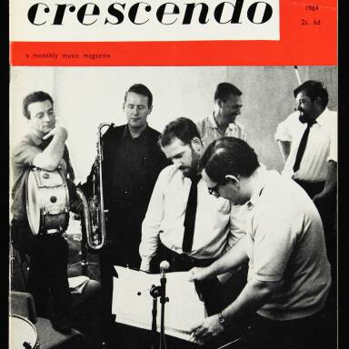 Crescendo 1964 October