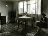 Living Room, Arcon Bungalow, Pollards Hill