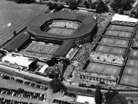 All England Lawn Tennis Club: Aerial view