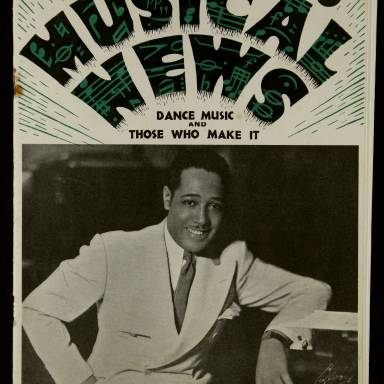 Musical News And Dance Band Vol.1 No.5 February 1936 0001