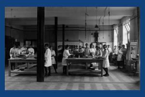 All Saints School, Wimbledon: Cookery Lesson