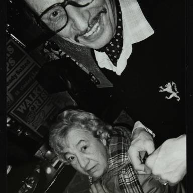 Tom and Marian Burnham