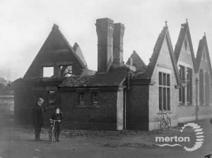 Star Schools, Benedict Road: After Fire